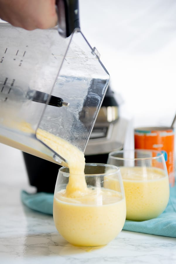 Easy Orange Julius Recipe