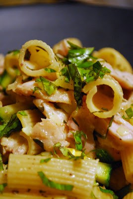 Quick And Easy Summer Pasta