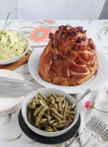 Grandma's Traditional Maple & Brown Sugar Holiday Ham