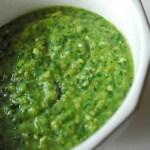 Easy Creamy Salsa Verde
