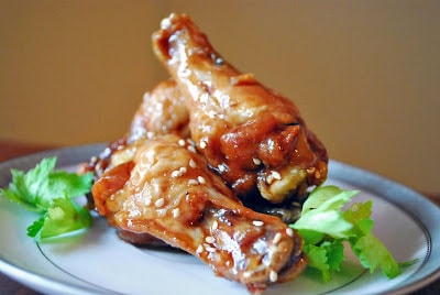 Asian Chicken Finger Drumsticks