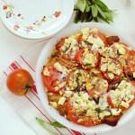 Feta Tomato Pie
