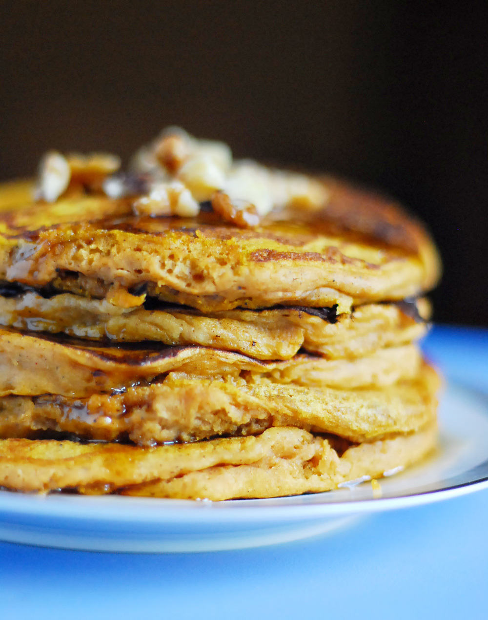 Good Morning Pumpkin! – Pancakes