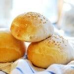 Freezer Bread Rolls