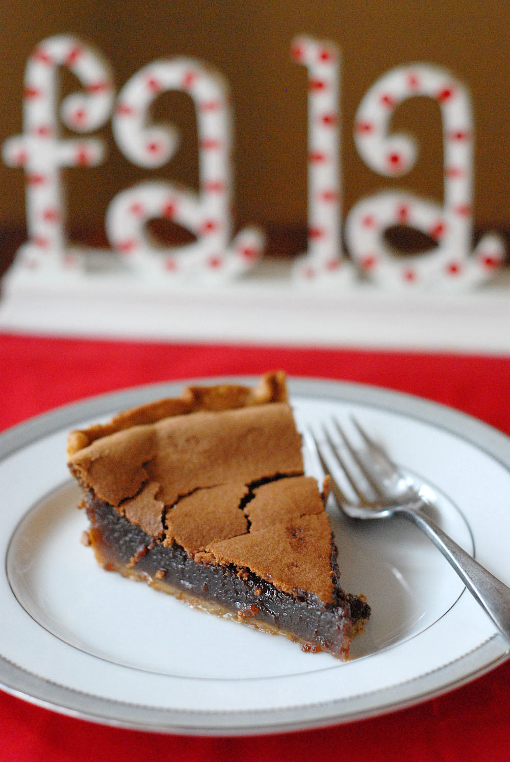 Southern Fudge Pie