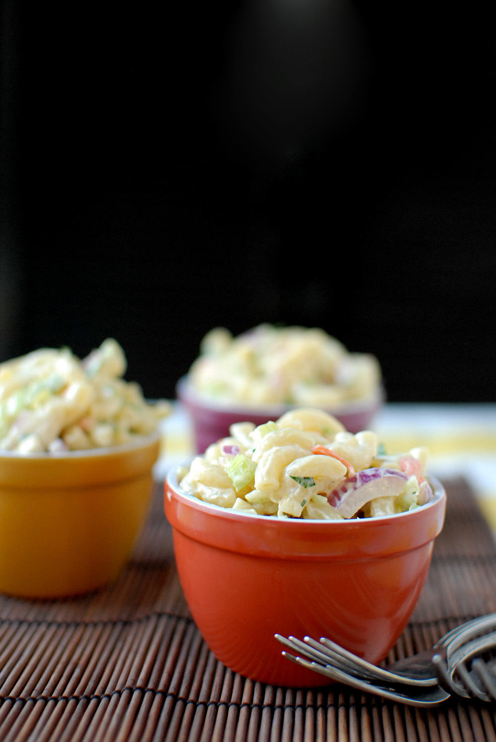 Easy Summer Macaroni Salad