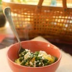 Sauteed Swiss Chard and Squash