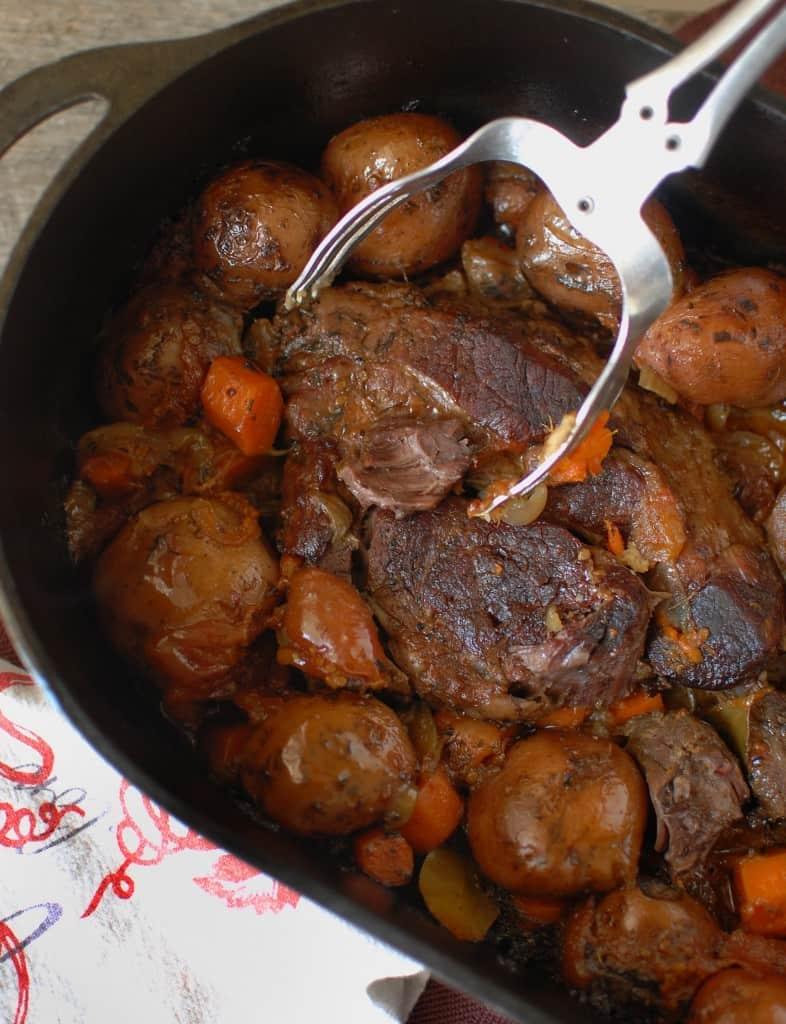 Old fashioned pot roast recipe 56