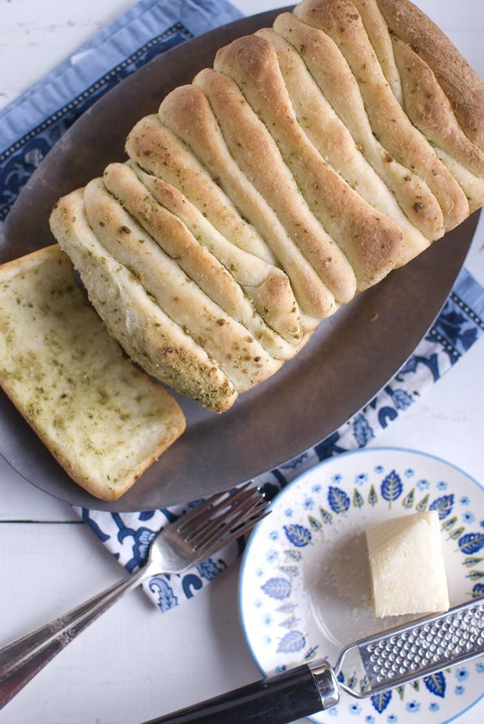 Italian Pull-Apart Bread