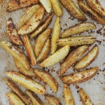 Crispy Oven Roasted Potatoes ⋆ Two Lucky Spoons