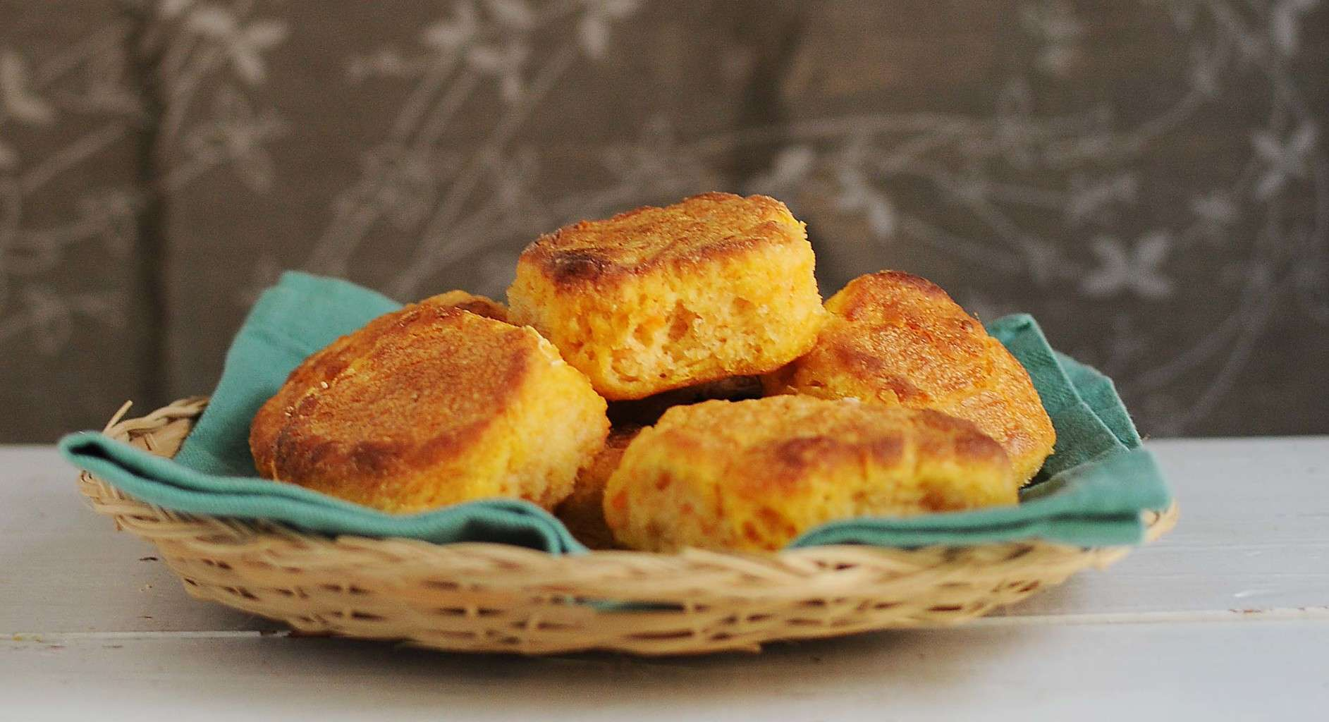 Sweet Potato Biscuits from EatinontheCHeap.com