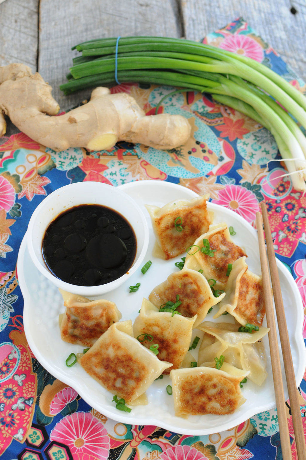 Make AHead Potstickers From Eatinonthecheap.com