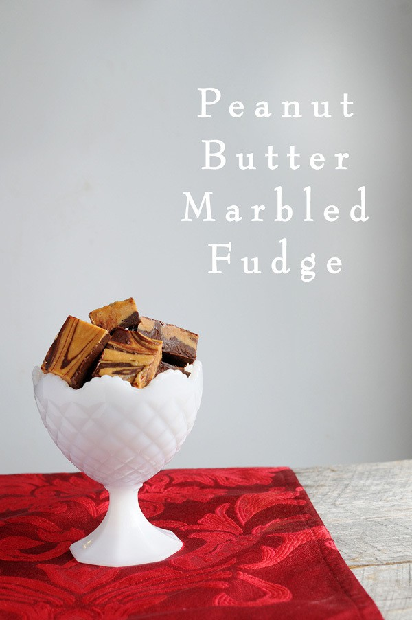 Marbled Fudge From EatinontheCheap.com