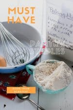 10 Must Have Pantry Staples!