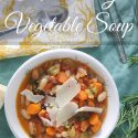 Rosemary Vegetable Soup