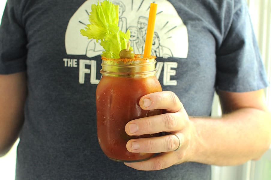 The Best Bloody Mary Mix Ever