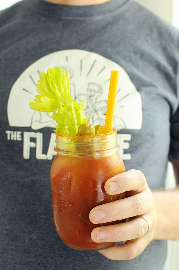 The Best Bloody Mary Mix For Vacation