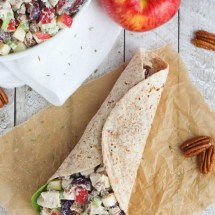 Healthy-Chicken-Salad-Wrap-two healthy kitchens
