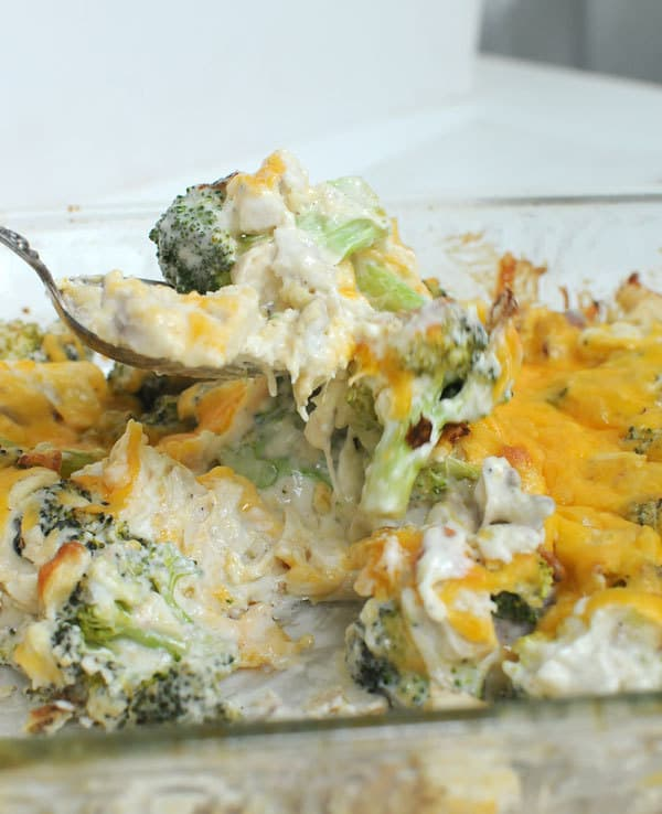 Cheesy Chix Broccoli Spoon