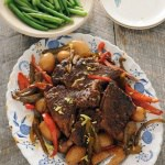 Slow Cooker Peppered Pot Roast