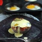 Baked Egg Sardou