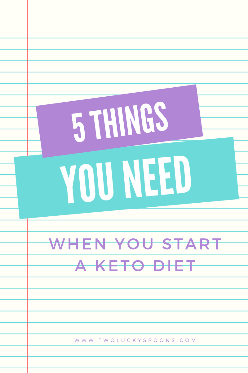 What You Need To Get Started On A Keto Diet