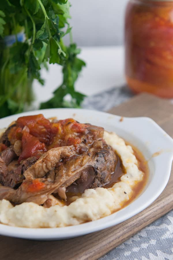 Italian Braised Beef SHanks