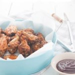 Easy Baked Dry Rub Chicken Wings