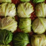 Italian Stuffed Cabbage Rolls