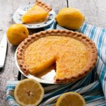 Old Fashioned Lemon Chess Pie