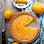Old Fashioned Lemon Chess Pie Recipe