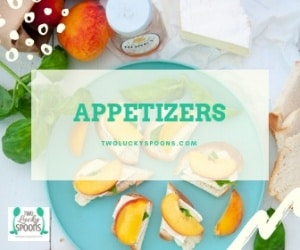 Easy appetizers and fantastic party food for your next get together!