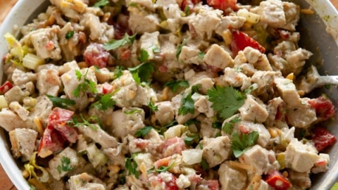 Chicken Club Chicken Salad