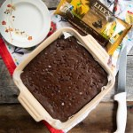 The Best Chocolate Chip Keto Brownies