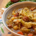 Ham And Cabbage Soup