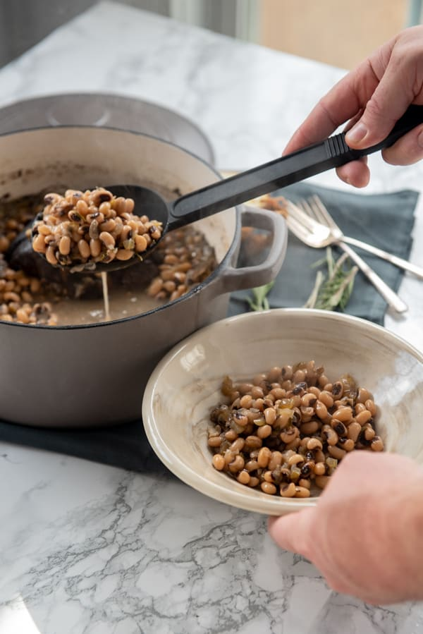 How to Cook Black Eye Peas