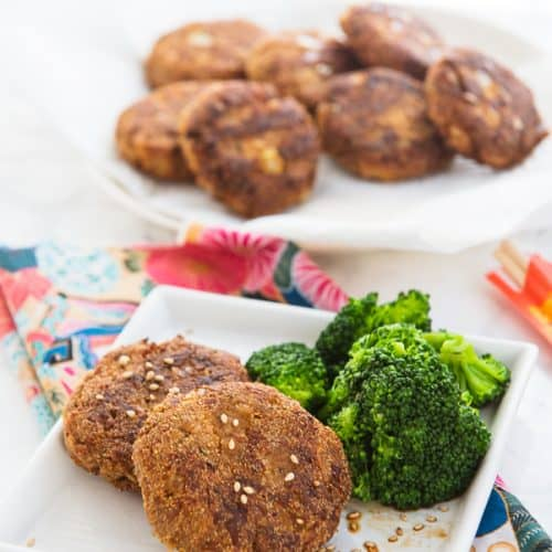 Easy Asian Tuna Patties