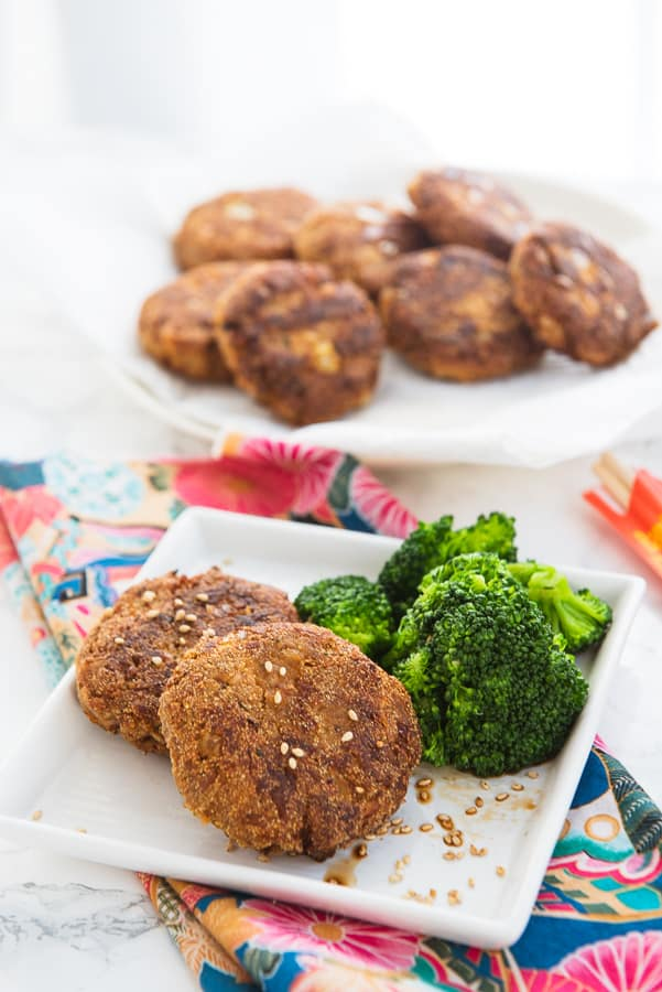 Asian Tuna Patties