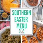 Traditional Southern Easter Dinner