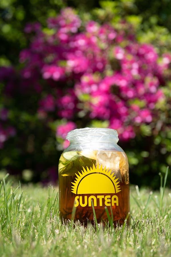 Sun Tea Jar