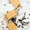 Keto Chocolate Chip Cookie Dough Popsicles
